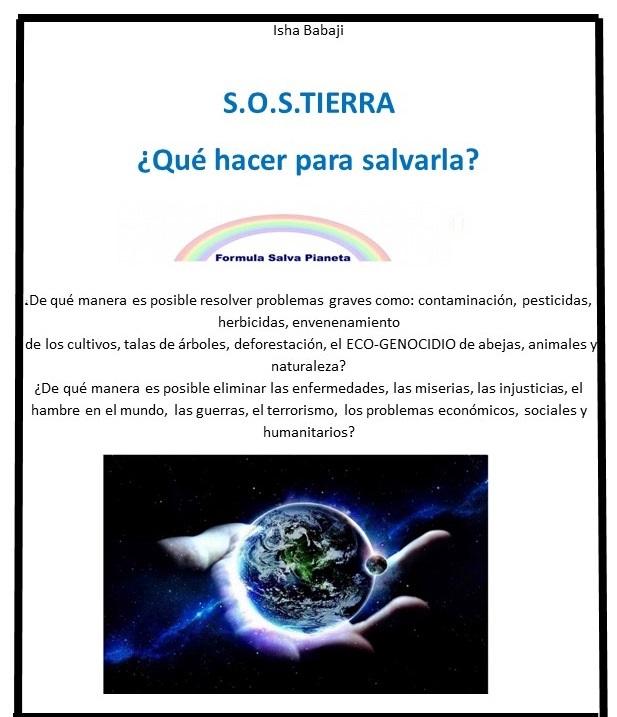 S.O.S.Tierra ebook